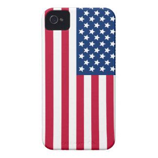 American Flag Blackberry Bold Cover