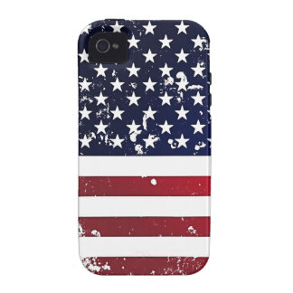 American Flag Case-Mate iPhone 4 Covers