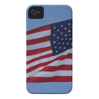 American Flag iPhone 4 Case-Mate Case