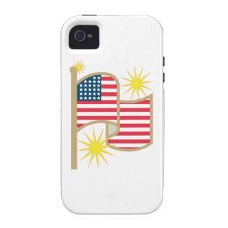American Flag iPhone 4 Case