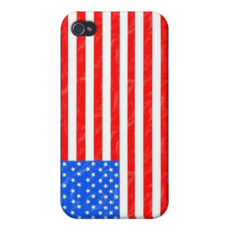 American flag case for iPhone 4
