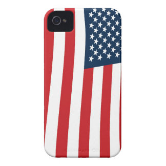 American flag Case-Mate iPhone 4 cases