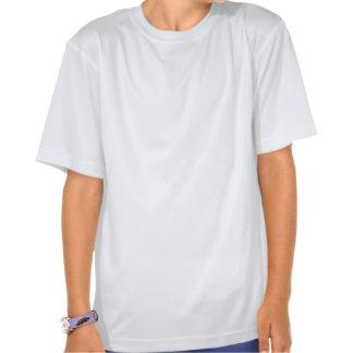 American Flag Christian Fish Symbol Tshirt