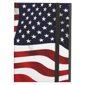 American Flag Cover For iPad Air