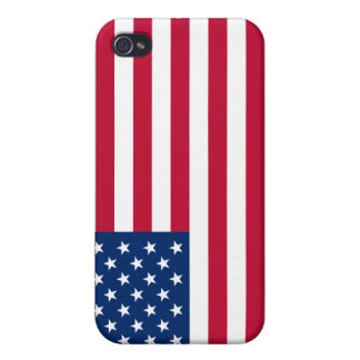 American Flag Covers For iPhone 4