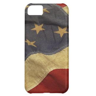 American flag design iPhone 5C case
