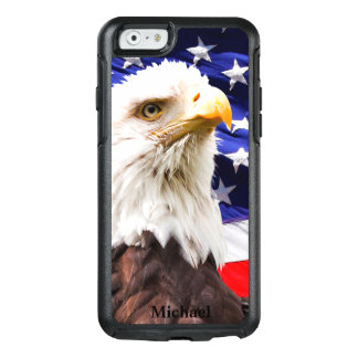American Flag Eagle OtterBox iPhone 6/6s Case