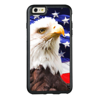 American Flag Eagle OtterBox iPhone 6/6s Plus Case