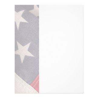 American flag flyer vertical