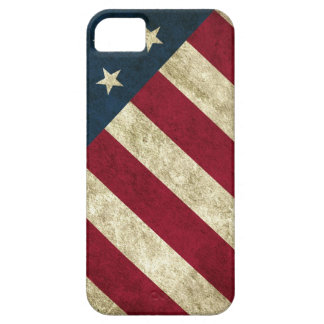 American flag for smartphone barely there iPhone 5 case