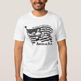 American Flag Forever - vintage design Tee Shirt