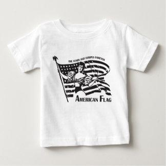 American Flag Forever - vintage design Tshirt