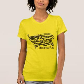 American Flag Forever - vintage design Tshirts