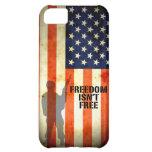 American Flag Freedom isn't Free Iphone 5 Case