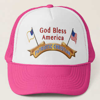 American Flag Hats for Women