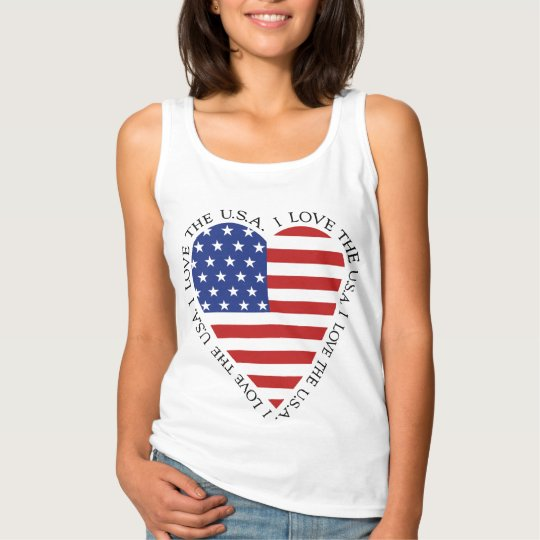 American Flag Heart T-shirt ( KIDS styles too!