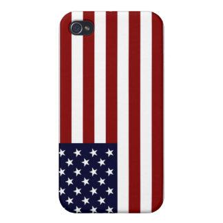 American Flag I iPhone 4 Cover