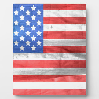 American Flag Independence Day 4 th July Photo Plaques