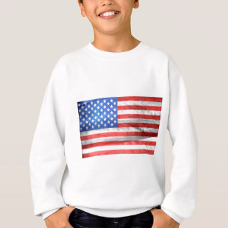 American Flag Independence Day 4 th July Sweatshirt