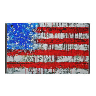American Flag iPad Cover