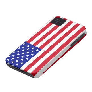 American Flag iPhone 4 Case-Mate Cases