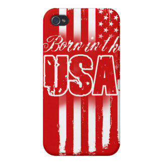 American Flag iPhone 4 Cover