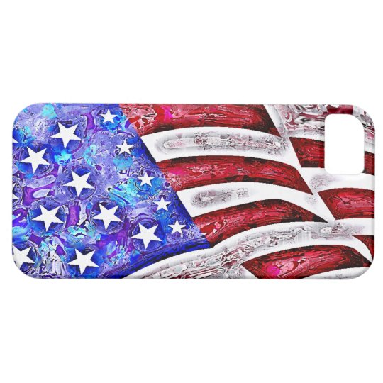 AMERICAN FLAG iPhone 5 Case-Mate Case