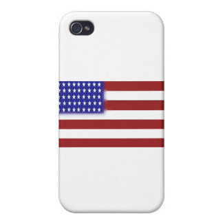 American Flag iPhone 4/4S Case