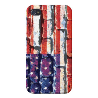 American Flag iPhone 4/4S Covers