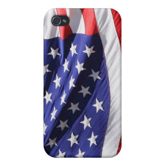 American Flag iPhone Case Cover For iPhone 4