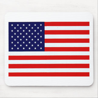 American Flag Items Mousepads