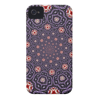 American flag kaleidoscope case iPhone 4 Case-Mate cases