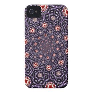 American flag kaleidoscope case iPhone 4 Case-Mate cases