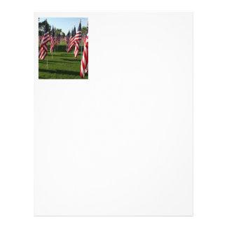 American Flag Memorial 1 Flyer
