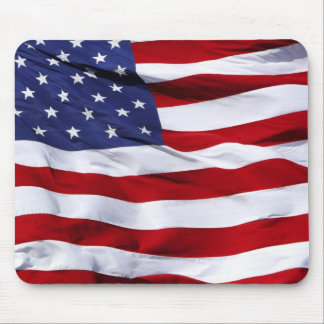 American Flag Mouse Mat
