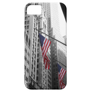 american flag/New York iPhone 5 Cover