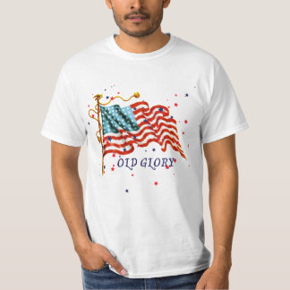 American Flag, Old Glory T-shirts