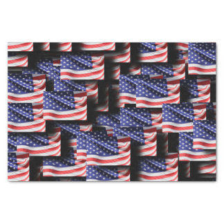 American Flag, Old Glory Tissue Paper