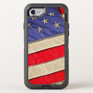 American Flag OtterBox Defender iPhone 8/7 Case