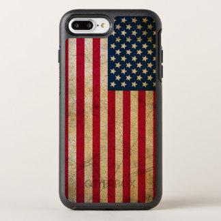 American Flag OtterBox Symmetry iPhone 7 Plus Case