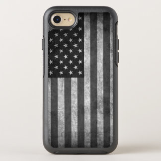American Flag OtterBox Symmetry iPhone 8/7 Case