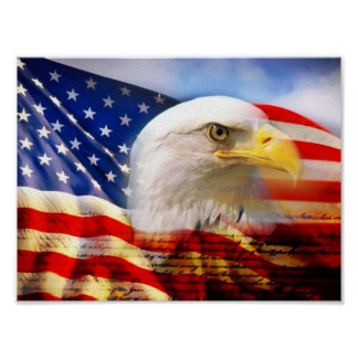 American flag poster 4