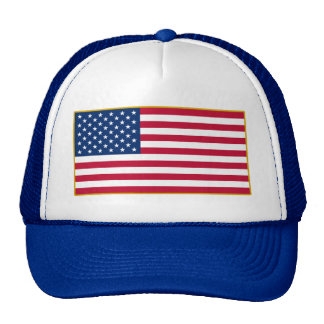 American Flag Products Hat