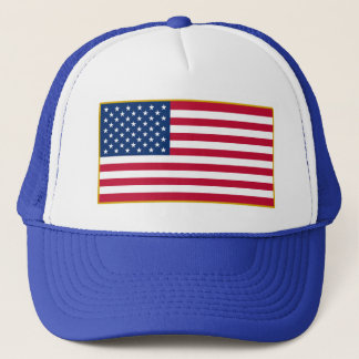 American Flag Products Trucker Hat