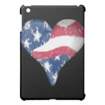 American Flag Scribble Case For The iPad Mini
