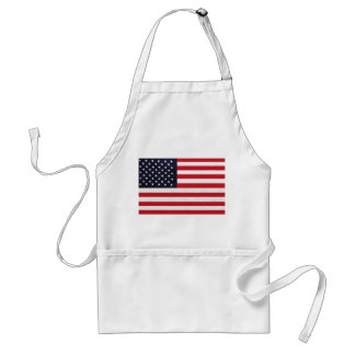 American Flag Stars & Stripes Apron