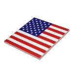 American Flag Tiles