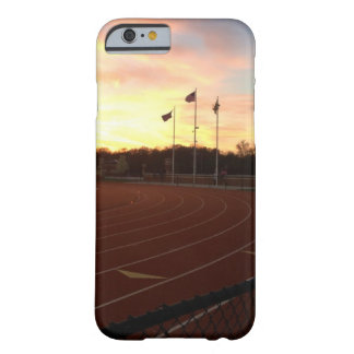 American Flag Track and Field iPhone 6 case Barely There iPhone 6 Case