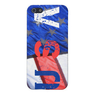 American flag USA cool i phone case design iPhone 5 Case