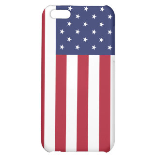 American Flag - USA -  Cover For iPhone 5C